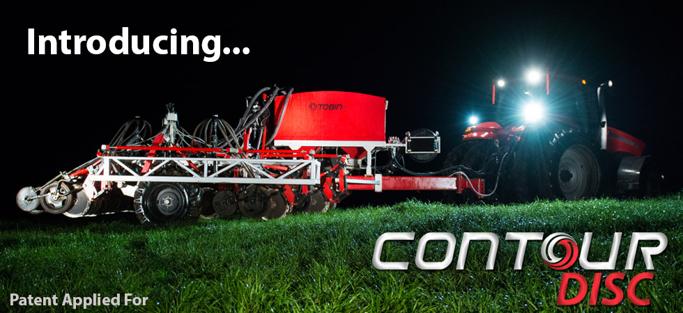 Introducing the Tobin No-Till Contour Disc